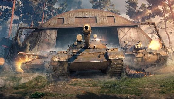 В World of Tanks обновлены четыре премиумных танка