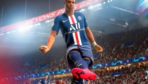 Релизный трейлер FIFA 21 для PS5 и Xbox Series X/S