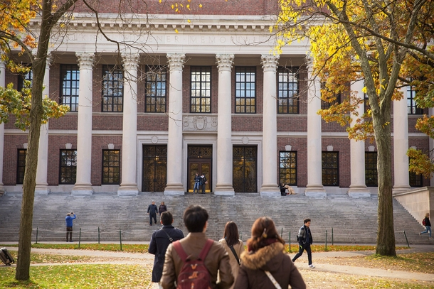 Гарвардский университет Источник: harvard.edu