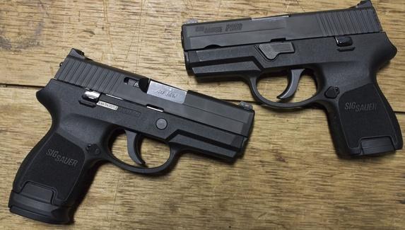 Пистолет P250 в Counter-Strike и в реальной жизни