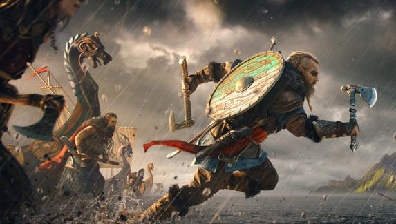 Авторы Assassin's Creed Valhalla опубликовали новый сюжетный трейлер игры