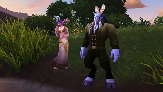 В World of Warcraft начался праздник «Сад чудес»