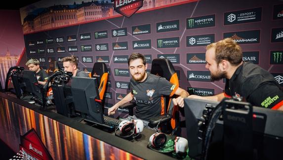 Букмекер: Virtus.pro — фаворит в матче с Fnatic на DreamLeague Major