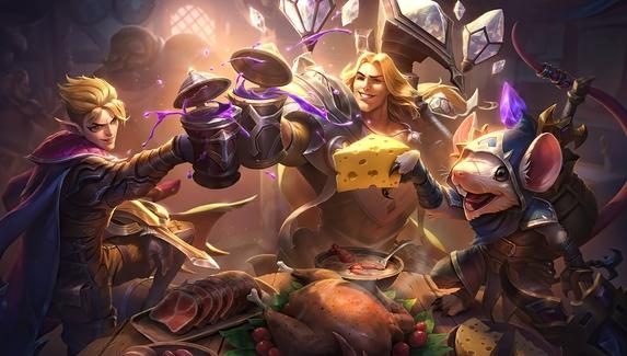 В ранговых лобби League of Legends появится рейтинг социального взаимодействия