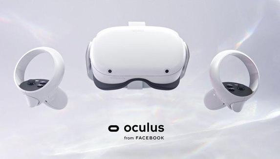 Facebook представила VR-шлем Oculus Quest2