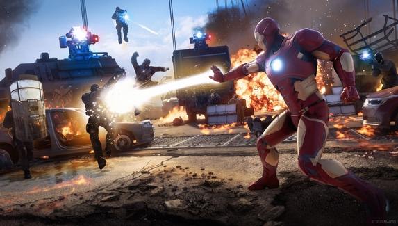 «Мстители, к бою!» —вышел кинематографический трейлер Marvel's Avengers