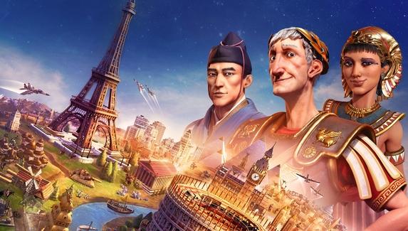 Дополнение New Frontier для Civilization VI стартовало с первой строчки чарта Steam