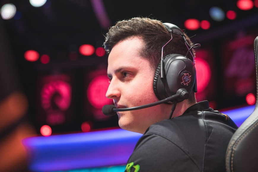 "sOAZ on Fnatic's win over G-Rex: ""We are just the better team"""
