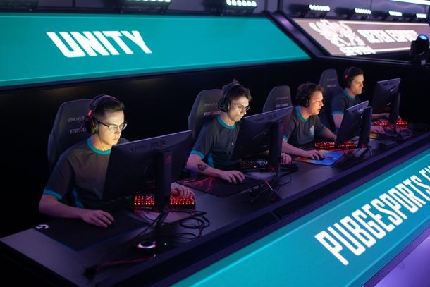 UNITY на PEL Kick-off | StarLadder.com