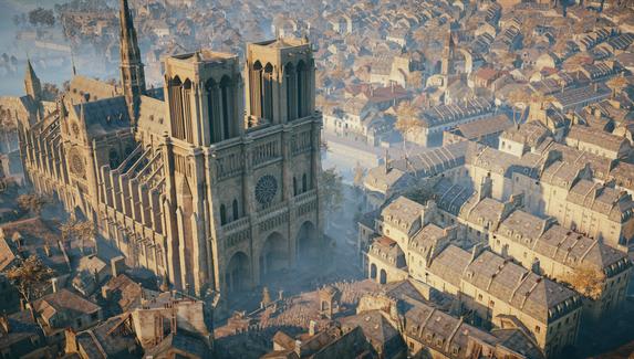 Ubisoft пожертвует полмиллиона евро на восстановление Нотр-Дама