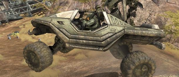 В серии Halo присутствует вездеход, легко узнаваемый фанатами. Как называется авто?