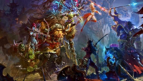 Стример научился играть в World of Warcraft с помощью танцевальных движений
