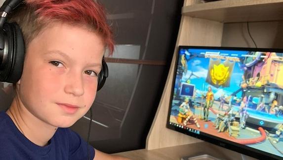 Мама, я болен киберспортом — история Вовы, который борется с раком и играет в Fortnite