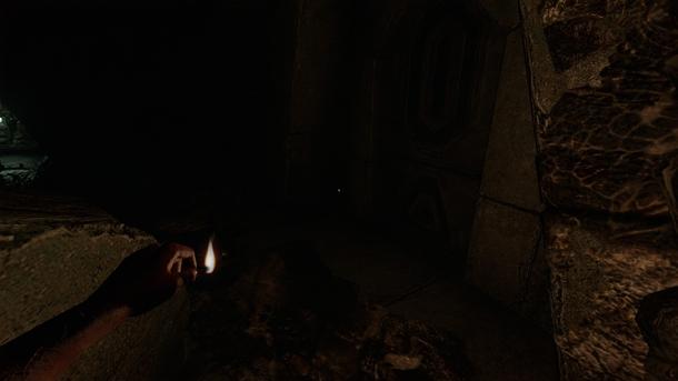 Спички в итоге куда полезнее фонаря, к тому же классно изгибаются, сгорая