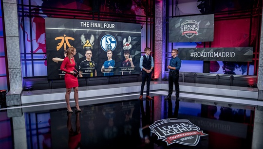 When to watch: the EU LCS finals and third place decider schedule
