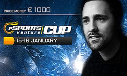 Анонс eSportsventure Cup