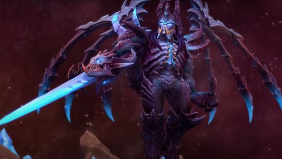 Артас стал зергом — Blizzard показала трейлер обновления «Войны вселенных»