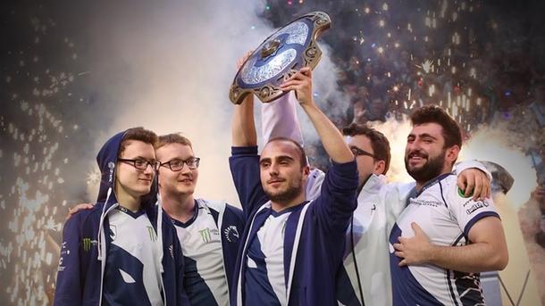 Team Liquid — победитель The International 2017 | Фото: Valve / Flickr.com