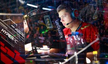 Team Vitality сыграет с mousesports в полуфинале второй серии ECS S7