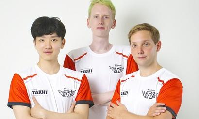 Surrender, Xixo и Hoej перешли в SK Telecom T1