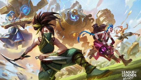Анонсирована масштабная битва с Бароном Нашором в честь запуска League of Legends: Wild Rift