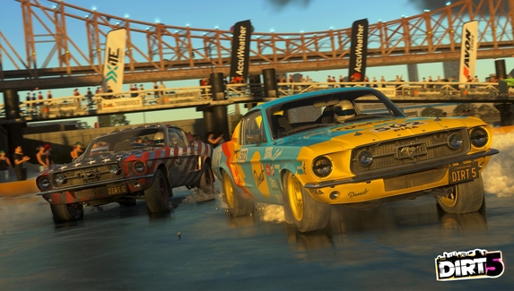 DiRT 5 и Rainbow Six Siege стали временно бесплатными на Xbox