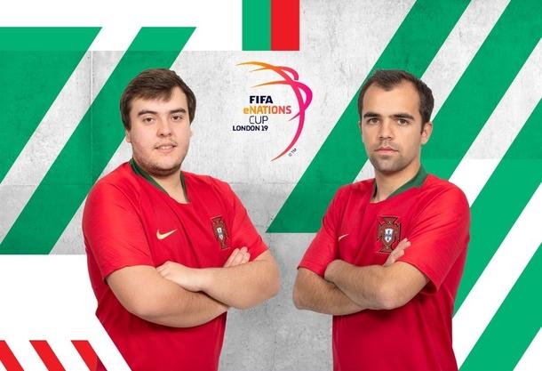 Сборная Португалии на FIFA eNations Cup