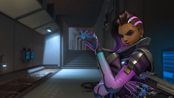 Blizzard представила дизайн Батиста и Сомбры для Overwatch2