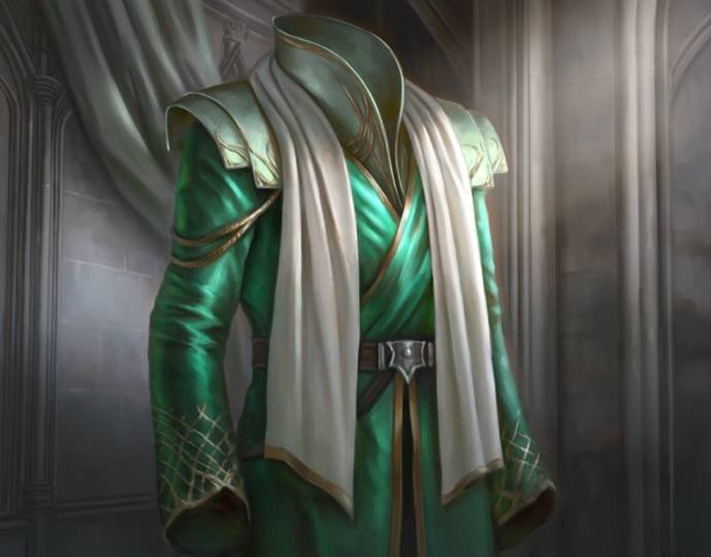 Rumusque Vestments