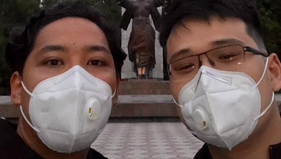 Zayac поучаствовал в благотворительном движении по противодействию коронавирусу в Кыргызстане