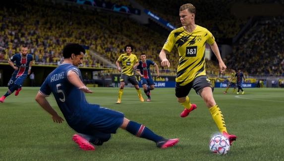 В сети появились первые скриншоты лиц игроков в FIFA 21 на PS5 и Xbox Series