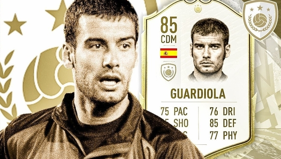 Гвардиола — бюджетное решение в опорной зоне FIFA Ultimate Team