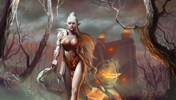 Топ-10 лучших MMORPG — World of Warcraft, Lineage 2, The Elder Scrolls Online и другие