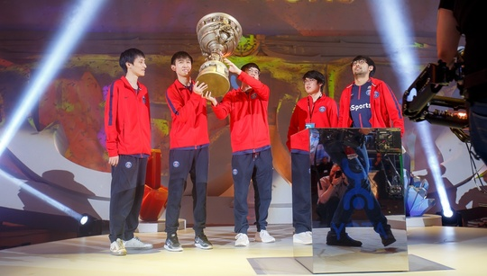 Pincers, flanks, and terrain abuse: How LGD are perfecting positional play