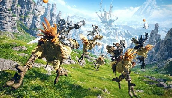 Final Fantasy XIV обновила рекорд онлайна в Steam — серверы оказались переполнены
