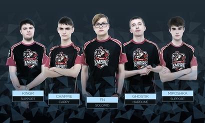 Team Empire сыграет с Effect в полуфинале отборочных на WCA 2017