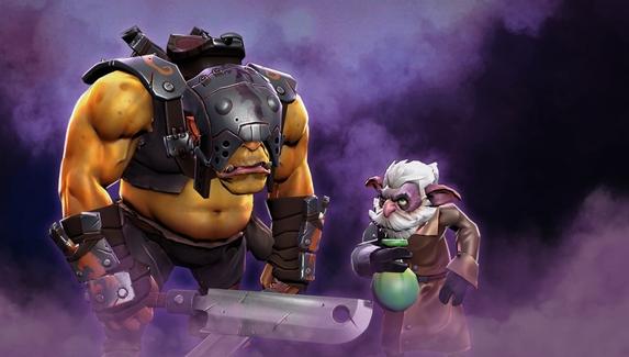 Alchemist ворвался в мету Dota 2 — как играть на герое на третьей позиции