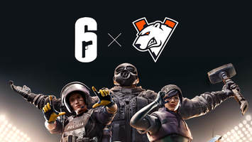 Virtus.pro signs the forZe Rainbow Six Siege roster