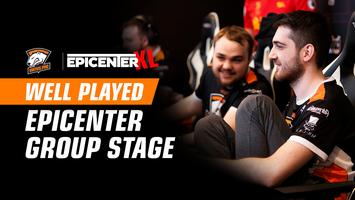 Лучшие моменты группового этапа EPICENTER XL. Это очень жестко