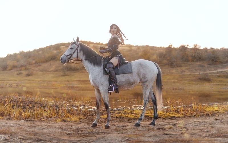 Косплеер:Ольга Кожевникова. Фотограф:Анна Пашко. Источник: vk.com/cosplayladybell