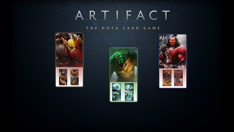 Through the Steam market, Artifact has the chance to change the way how we collect and craft cards in CCGs.