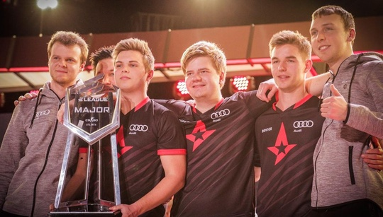 Astralis sign permanent agreement with Audi Denmark