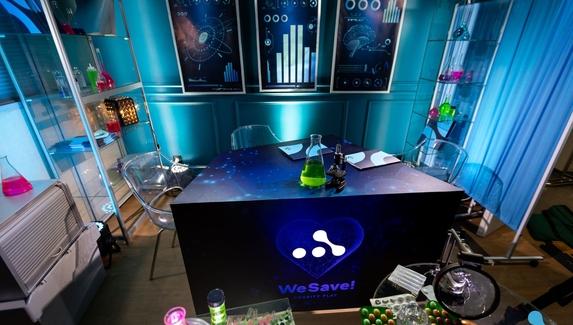 На WeSave! Charity Play пройдет шоу-матч между чемпионами СНГ и Европы