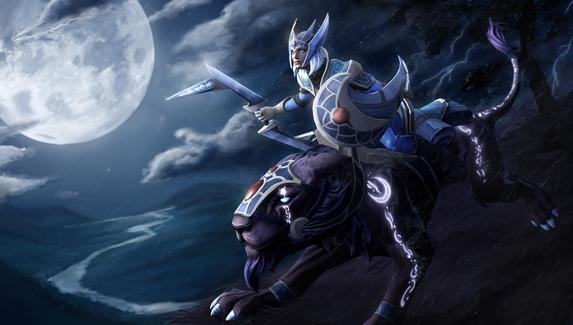 Luna и Spectre прошли во второй этап голосования за аркану в Dota 2