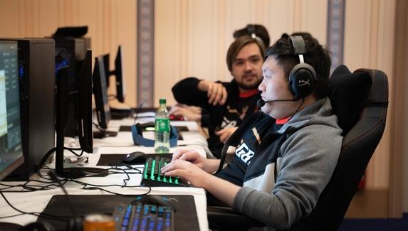 Team Empire заняла последнее место на MDL Paris Major