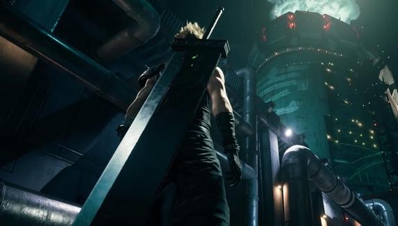 В PS Store началась предзагрузка Final Fantasy VII Remake