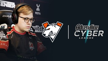 fn сыграет за Virtus.pro на Adrenaline Cyber League