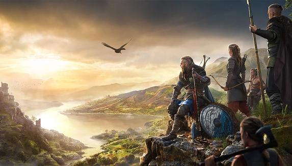 В Assassin's Creed Valhalla обнаружили баг, ослепляющий главного героя