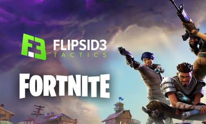 FlipSid3 Tactics открыла подразделение по Fortnite
