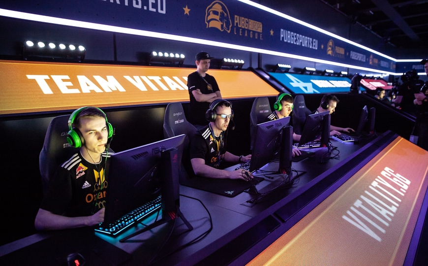 Team Vitality — закрывает состав по PUBG